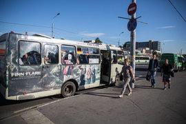 Новый контракт на размещение рекламы на московском транспорте в два с лишним раза дешевле предыдущего