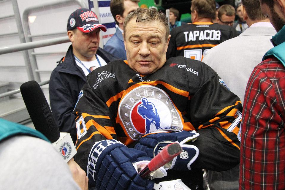 Аркадий Ротенберг рассказал о проблемах российского хоккея