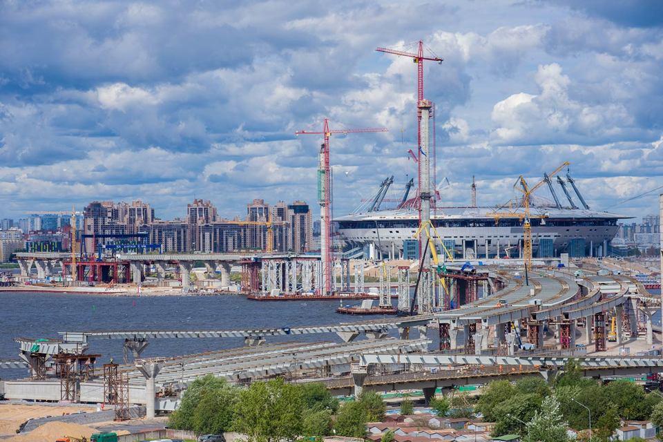 Времени на строительство метро до стадиона остается все меньше