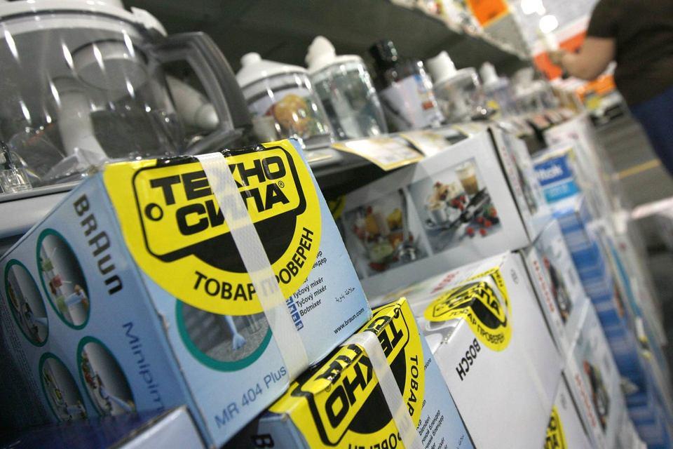 После объединения сеть «Техносилы» насчитывала 122 магазина общей площадью 230 000 кв. м, общая годовая выручка должна была составить 28–30 млрд рублей без НДС