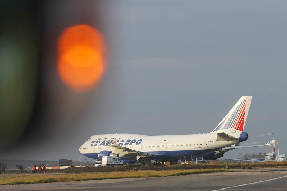 «Трансаэро» - вторая по объему перевозок российская авиакомпания