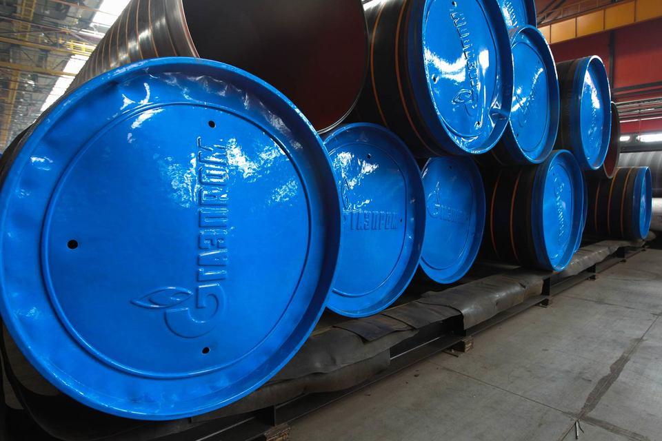 Купленные для «Южного потока» трубы «Газпром» пока сможет использовать только для одной нитки «Турецкого»