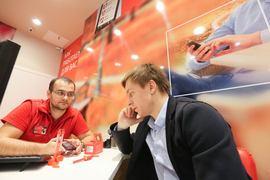 МТС предлагает посетителям своих салонов смартфоны по себестоимости