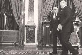 Очевидно, что российский лидер является учеником и последователем белорусского, а не наоборот
