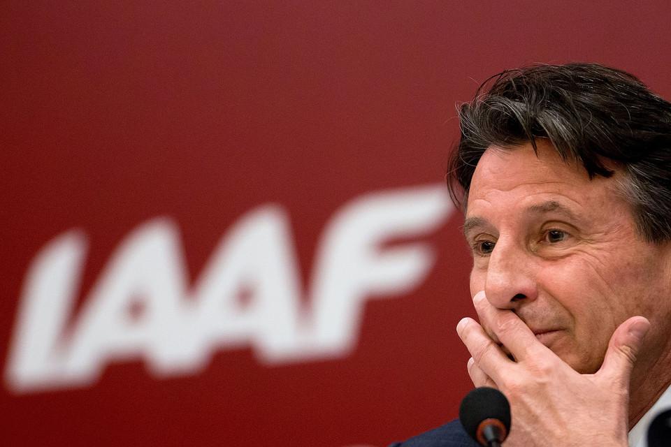 Себастьян Коэ избран президентом Международной ассоциации легкоатлетических федераций