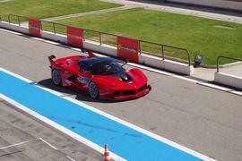 Новая звезда программы XX – гибридный FXX K, построенный на платформе первого в истории марки гибридного гиперкара Ferrari
