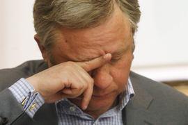 «Ростелекому» (на фото – его президент Сергей Калугин) придется компенсировать РФПИ падение курса акций и рубля