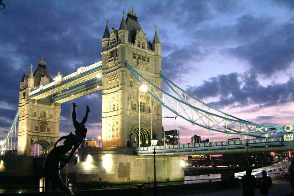 Новый технический центр располагается в восточном районе Лондона, где сосредоточено много стартапов