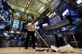 $3,3 трлн потерял глобальный фондовый рынок с момента девальвации юаня
