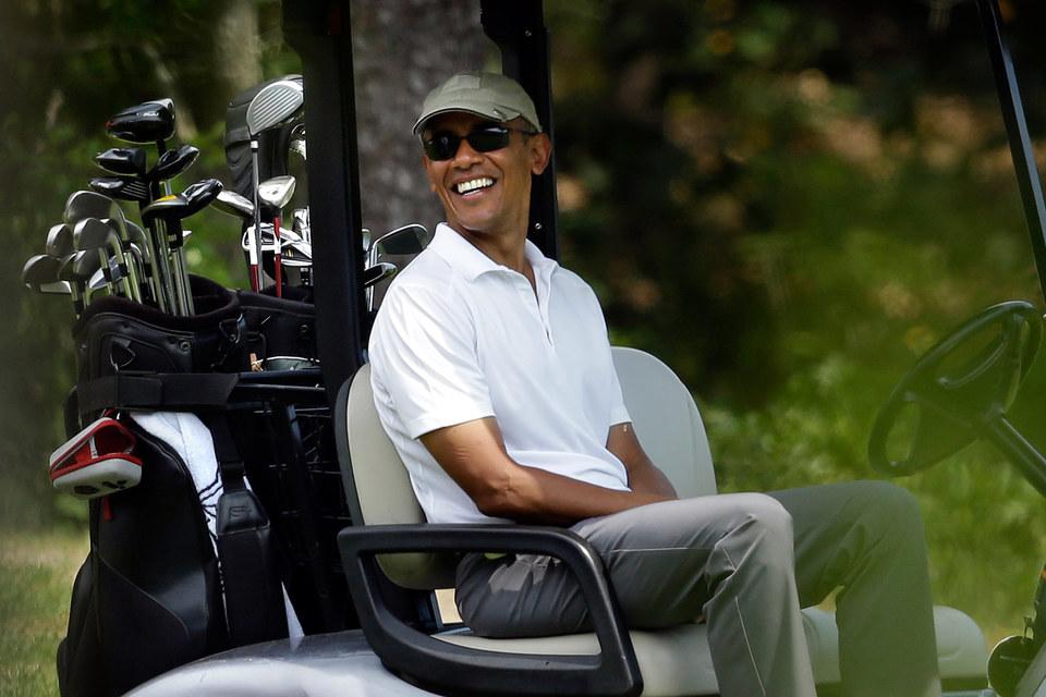 Внутри США Обаму постоянно обвиняют в мягкости и потакании России