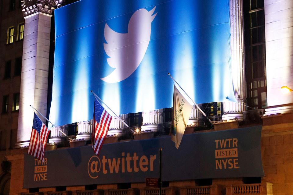 Twitter вернулся  к цене IPO