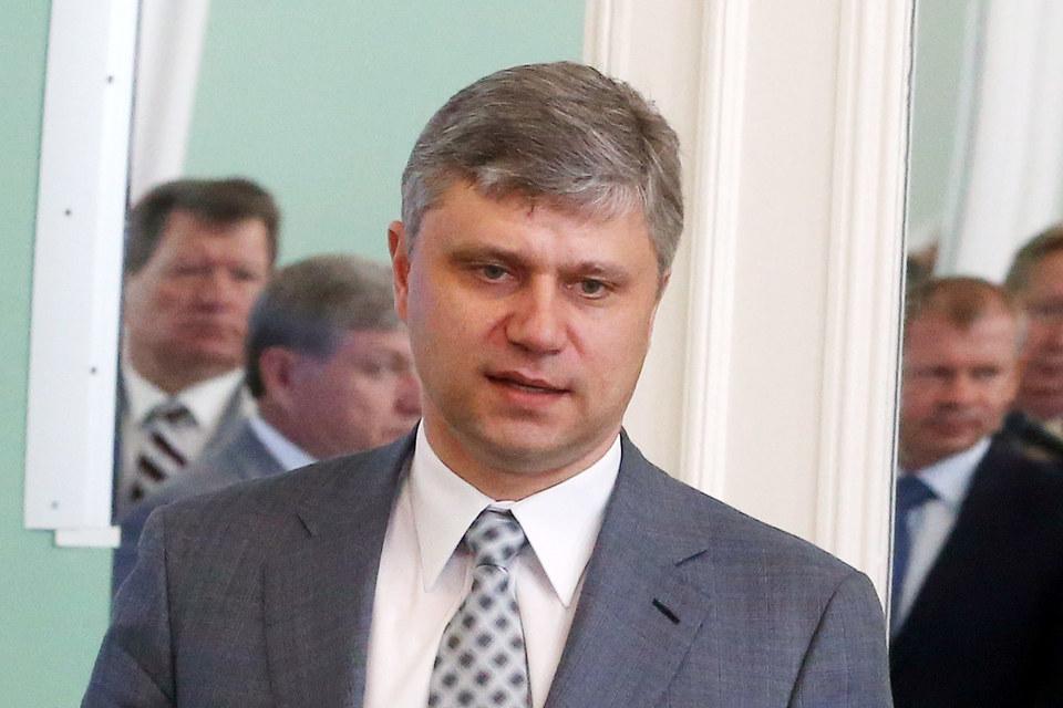 Президент РЖД Олег Белозеров
