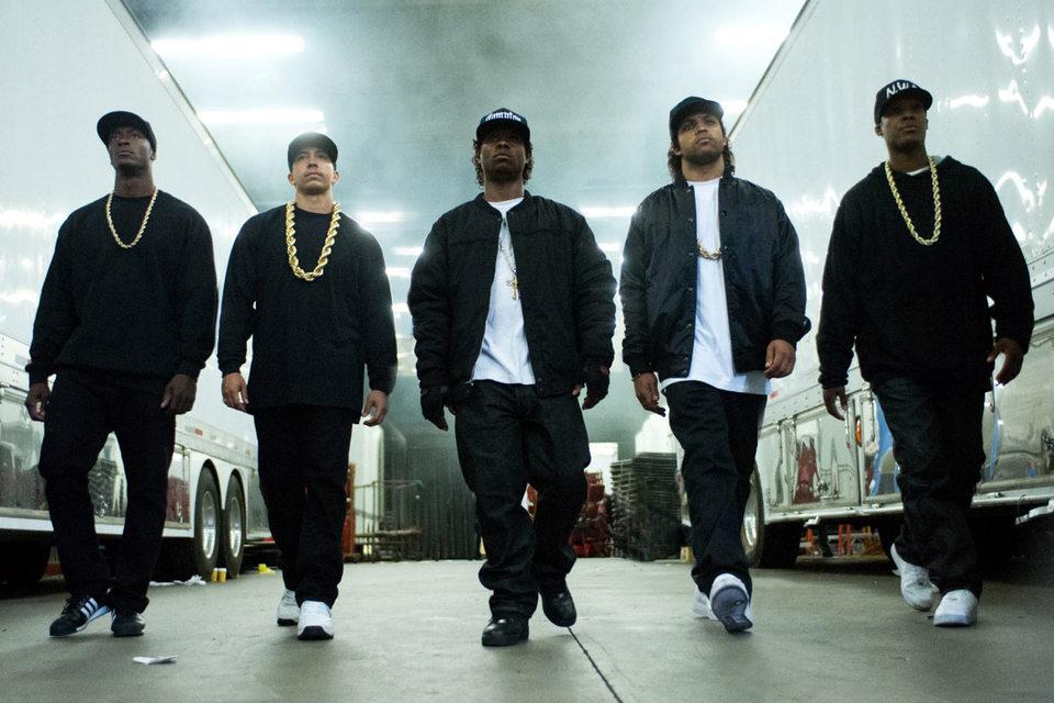 Лидерами американского проката остались рэп-биография «Голос улиц»