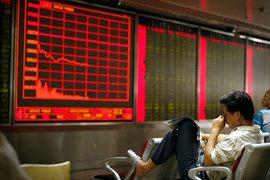 Черный понедельник начался с падения Shanghai Composite на 8,5% – индекс вернулся к значению, на котором был в начале года