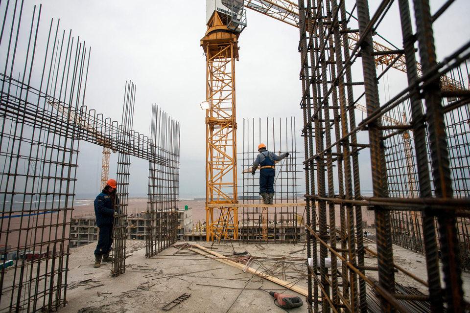 С начала программы реновации в Петербурге построено шесть домов