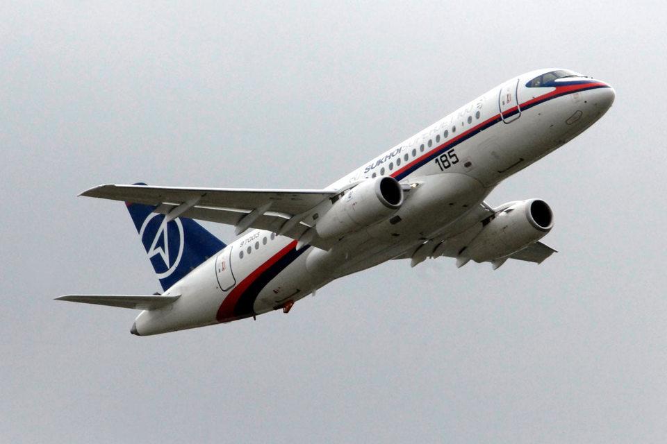 Число выпущенных Sukhoi Superjet уже приближается к сотне