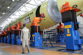 Без использования иностранных технологий и комплектующих современный самолет не построить