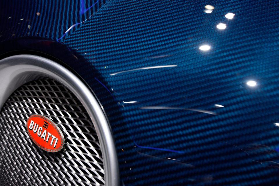 Bugatti – самый дорогой и один из самых быстрых серийных автомобилей в мире