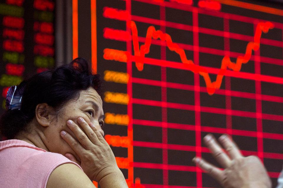 Сокращение капитальных инвестиций в Китае также привело к росту торгового профицита страны