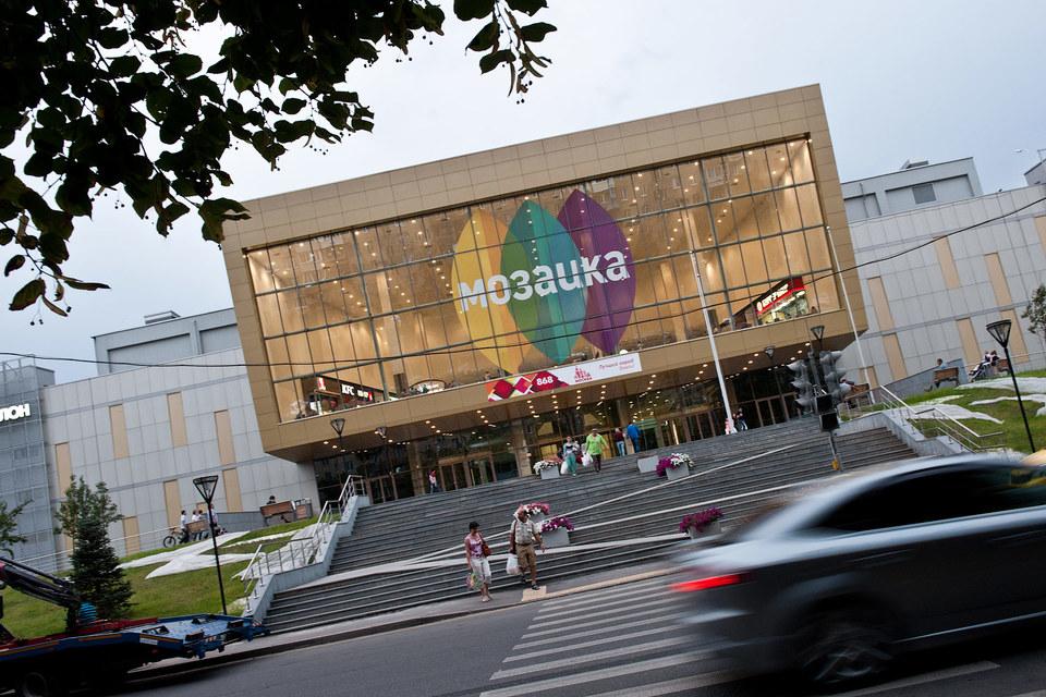 Торговый центр «Мозаика» может стоить $250–300 млн