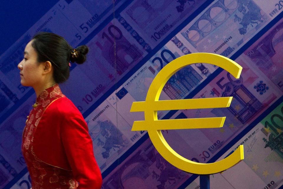 Евро дорожал с 11 августа, когда Китай девальвировал юань