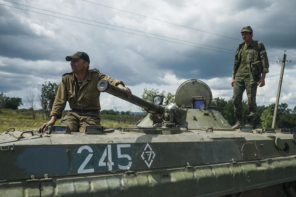 Минобороны России всегда отрицало присутствие своих военнослужащих в Донбассе