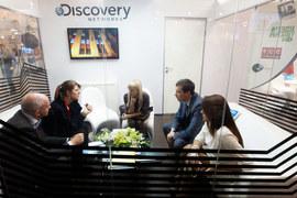 Discovery сменила прописку