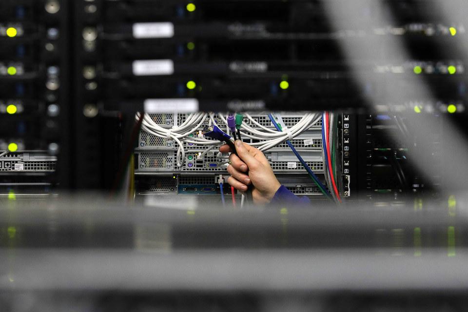 Данные россиян с 1 сентября должны будут обрабатываться в российских дата-центрах