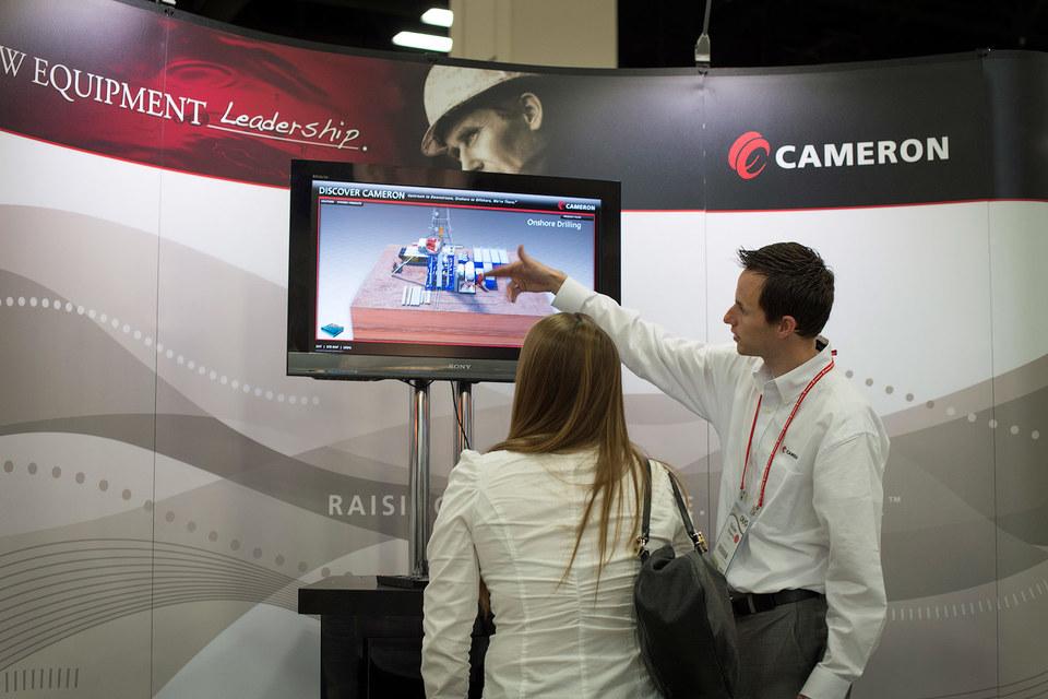 Schlumberger приобретает поставщика оборудования для нефтяной отрасли Cameron