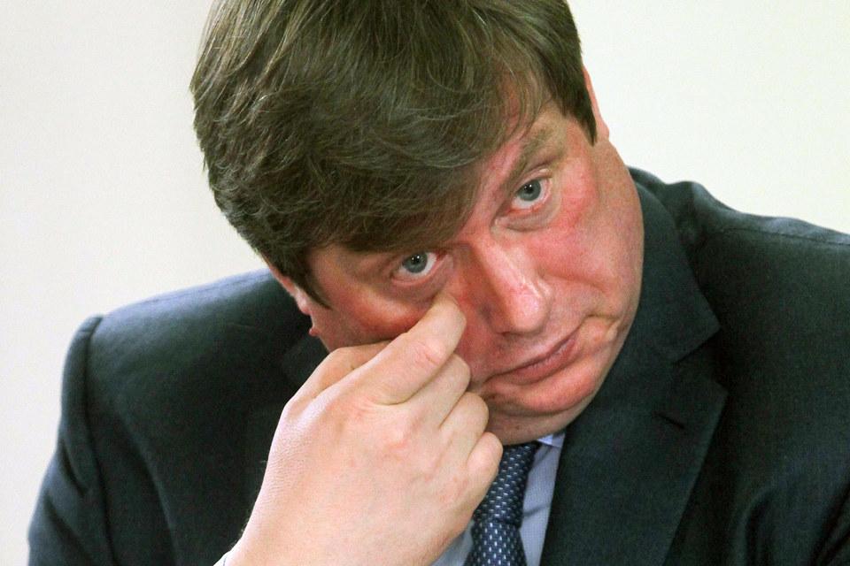 Андрей Дутов покинет свой пост