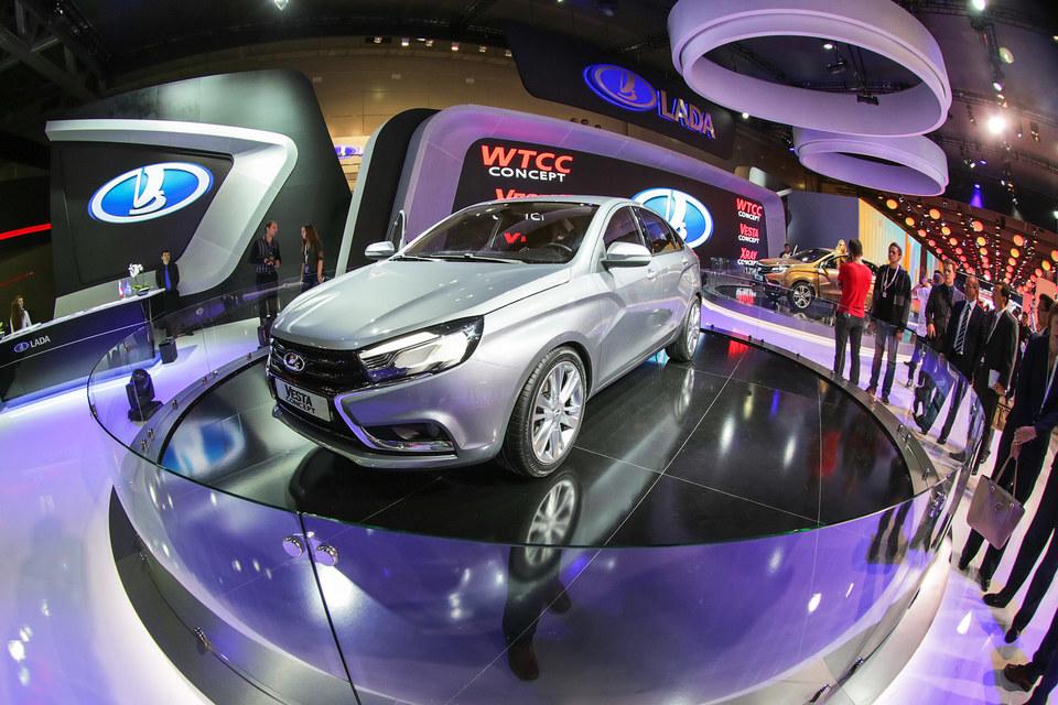 Право продавать новую модель «АвтоВАЗа» еще надо заслужить