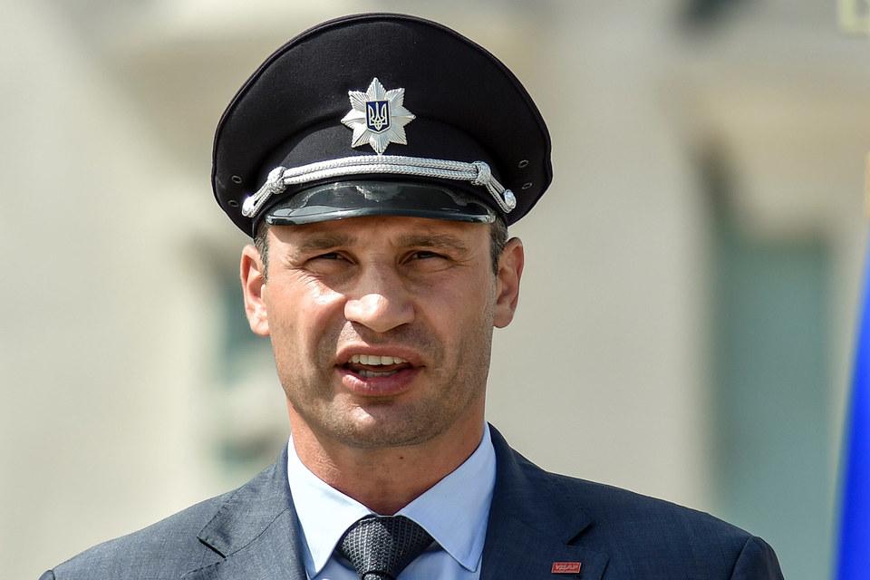 Виталий Кличко стал лидером новой партии на Украине