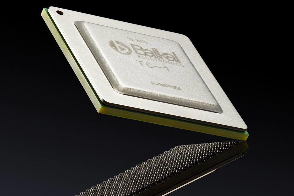 «Байкал электроникс» рассчитывает до 2020 г. выпустить 5 млн отечественных процессоров
