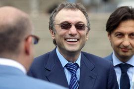 Сын Сулеймана Керимова (на фото Сулейман Керимов) оказался владельцем 40,2% золотодобывающей компании