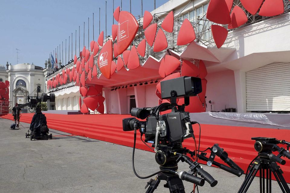 Фестивальный дворец на острове Лидо ждет гостей
