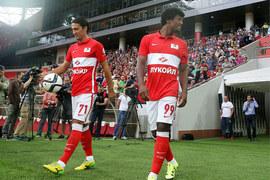 «Спартак» был самым активным среди российских клубов в летнее трансферное окно. В клуб пришли Зе Луис (справа) из португальского ФК Braga и Ивелин Попов из «Кубани»