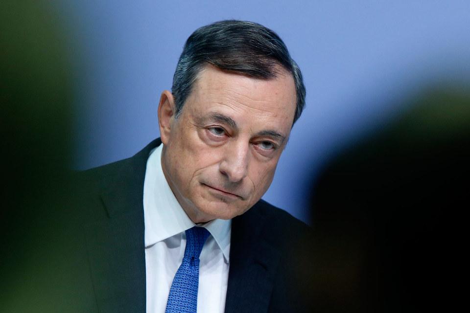 В ходе пресс-конференции Драги был пессимистичен