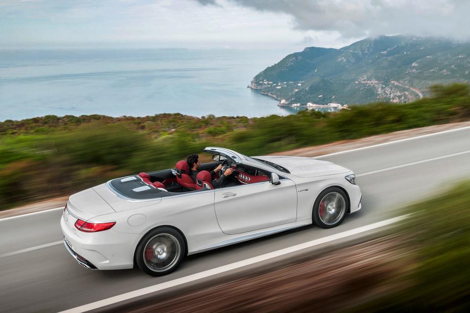 Новая модель Mercedes-Benz станет «самым комфортабельным кабриолетом в мире», пообещала компания