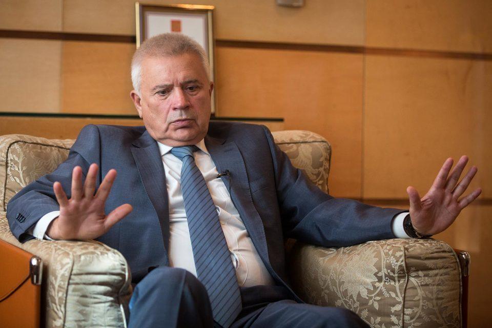 «Я с самого начала говорил, что санкции окажут влияние на деятельность нефтяных и газовых компаний на территории России»
