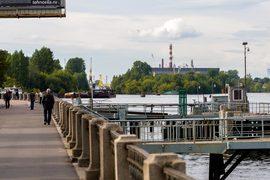 Победители конкурсов на строительство набережной Макарова и моста станут известны в середине сентября
