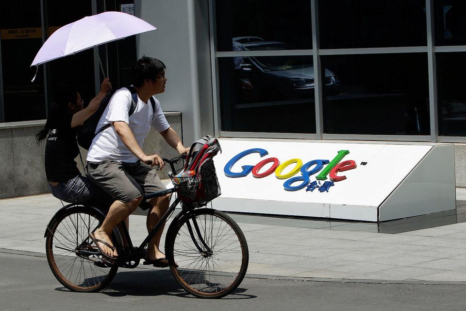 Google ушел из Китая в 2010 г. после кибератак на аккаунты пользователей Gmail, оппозиционных властям