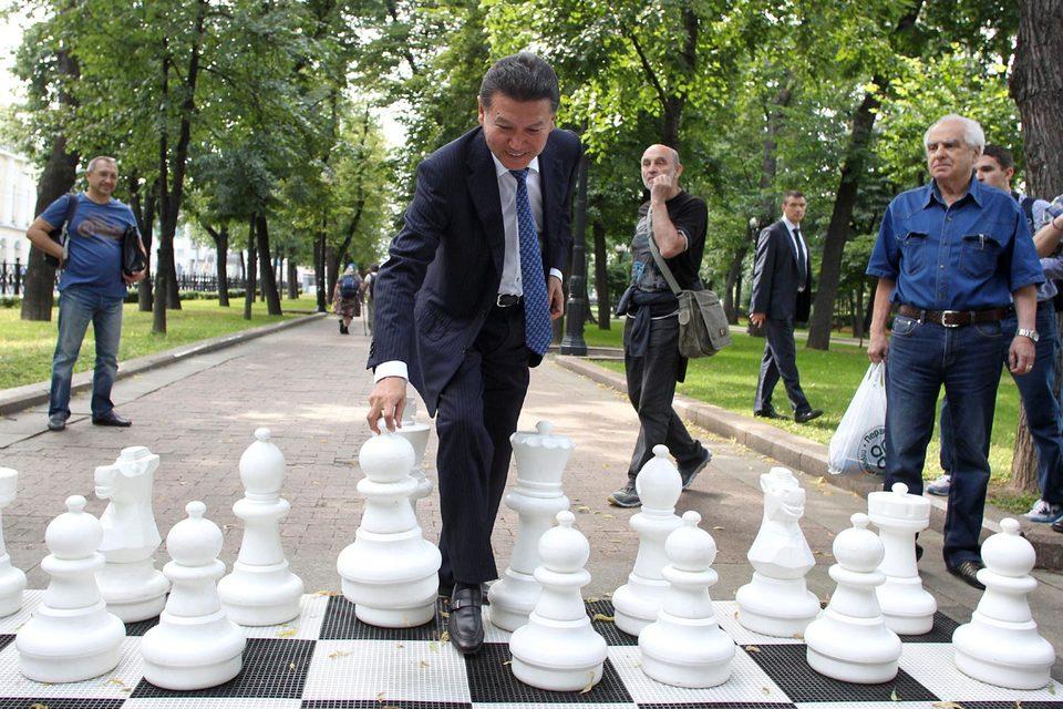 У Кирсана Илюмжинова есть шанс удвоить стоимость «Тольяттиазота»