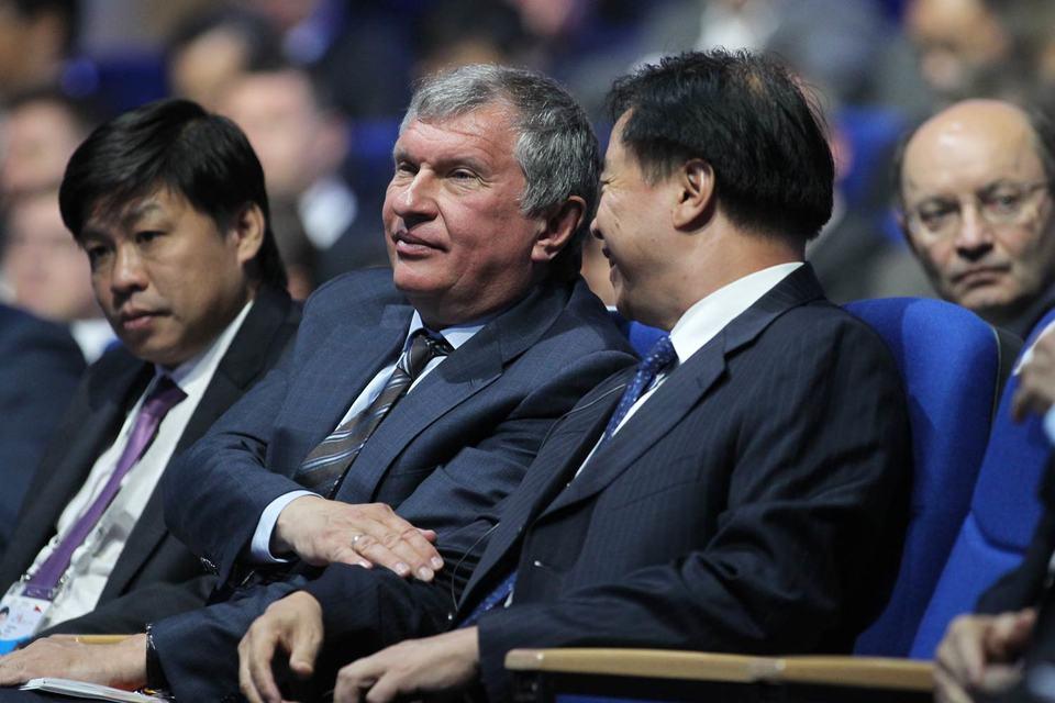 Перспектив для сотрудничества с ОПЕК, в отличие от Китая, Игорь Сечин не видит