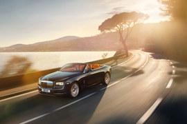 Rolls-Royce выпустит новый кабриолет Dawn