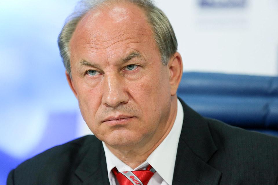 Конкурент Зюганова Валерий Рашкин