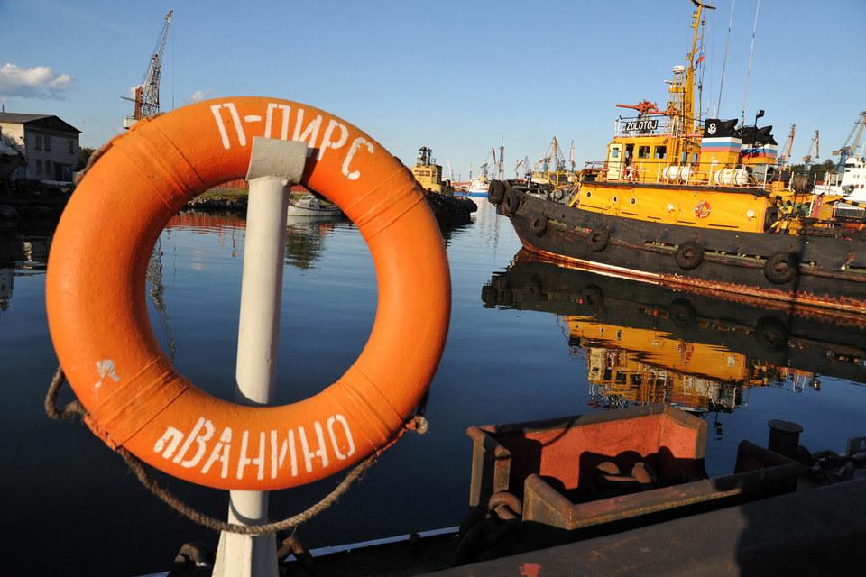Арбитражный суд Хабаровского края 27 августа арестовал 1,7% акций порта Ванино, следует из материалов картотеки арбитражных дел
