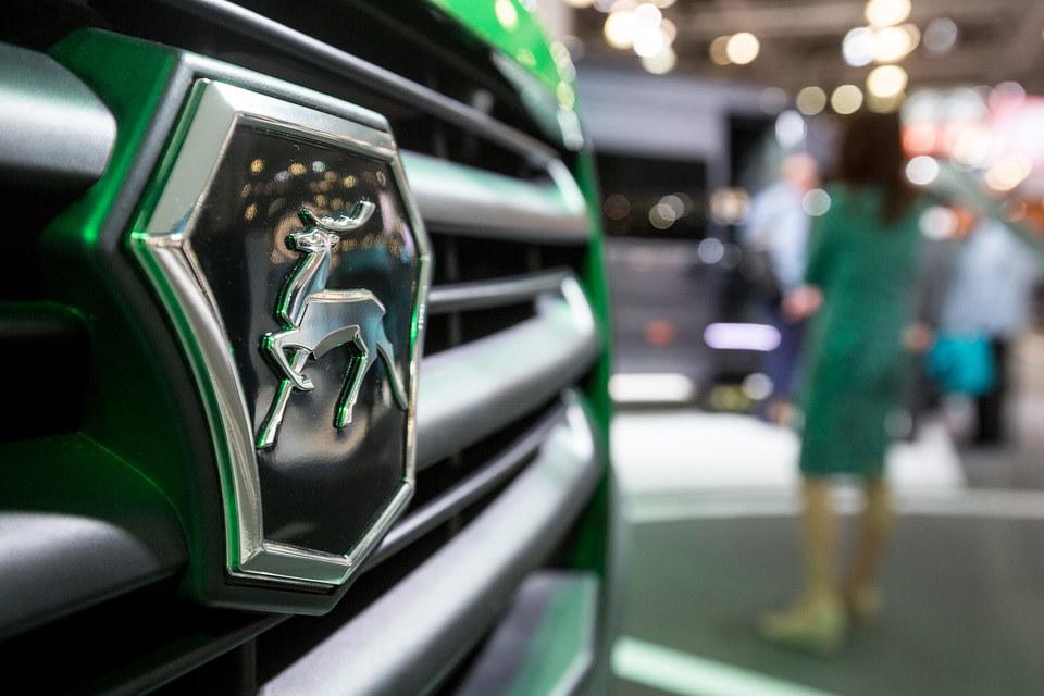 С новым логотипом до конца года компания начнет выпускать все модели ГАЗ линейки Next и новые автобусы