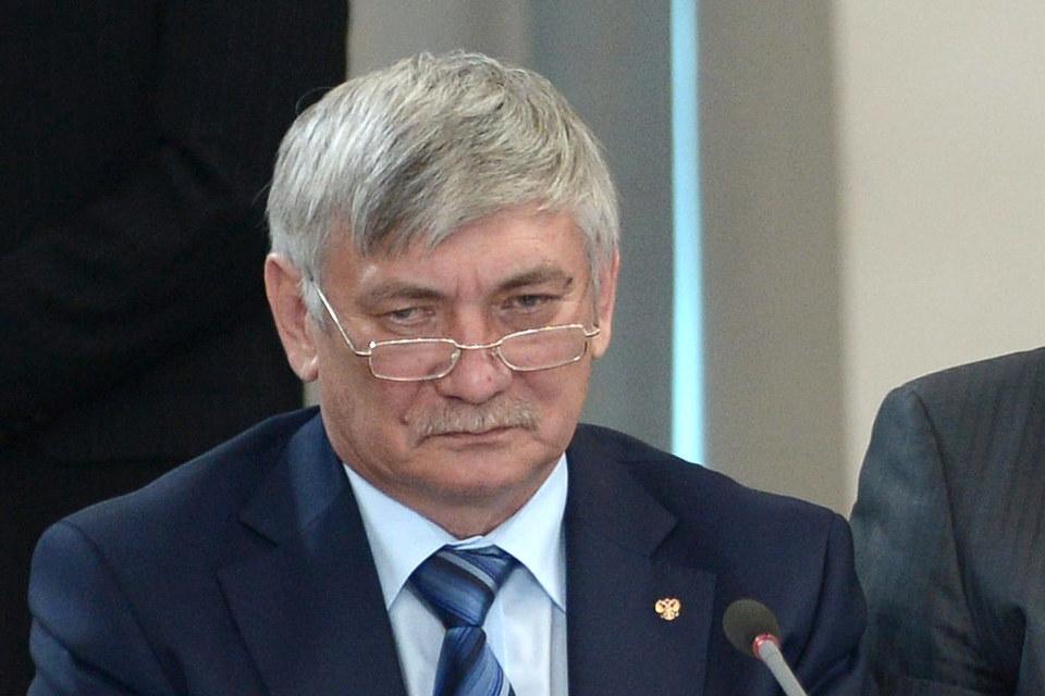Валерий Пак отправлен в отставку с поста руководителя Роснедр