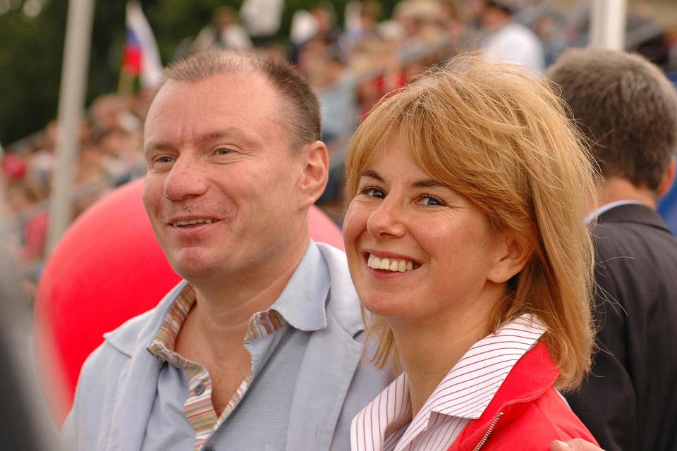 Наталия Потанина претендовала на 15% в компании «Норильский никель»
