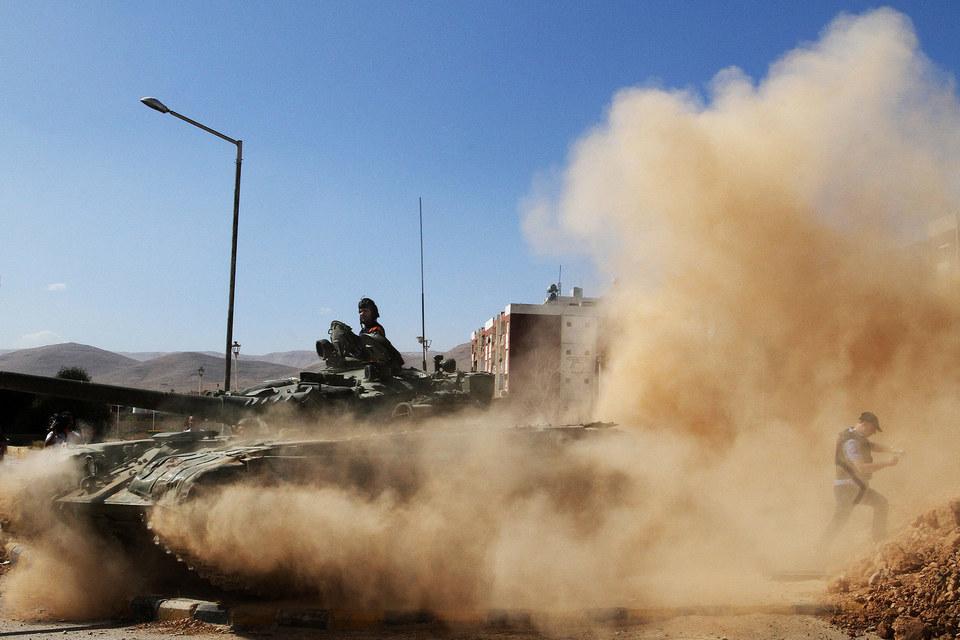 Россия оказывает Сирии поддержку поставками вооружений по заключенным 5–7 лет назад контрактам